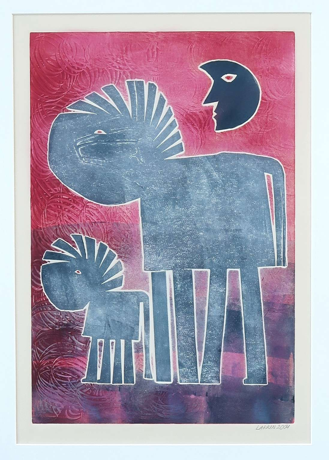 - Father and son - Druk overig - 34x59